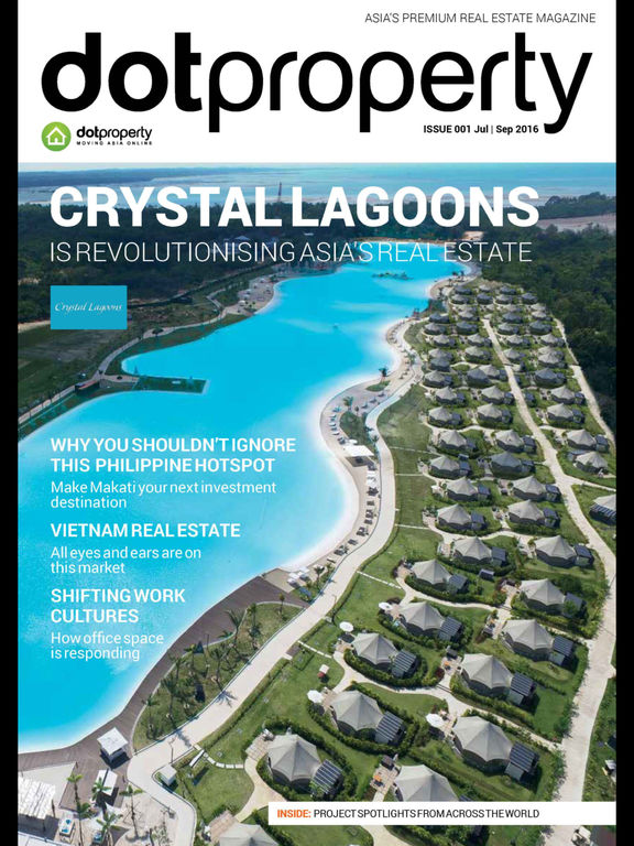 Dot Property Magazine screenshot 6