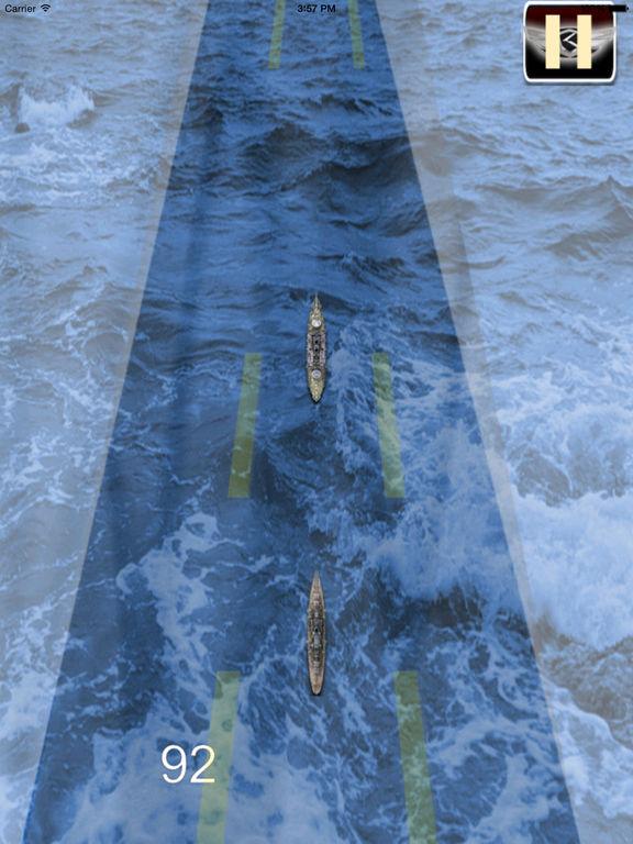 Battleship Voyage Pro - Fleet Battle a Sea game! Fast-paced naval warfare! screenshot 10