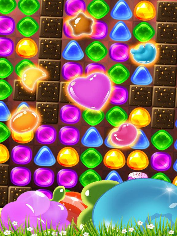 Fantasy Jelly Land Pop screenshot 6