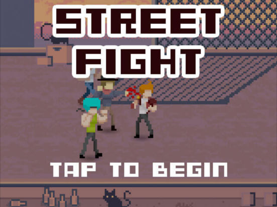 Street Fight [pixelated] screenshot 6