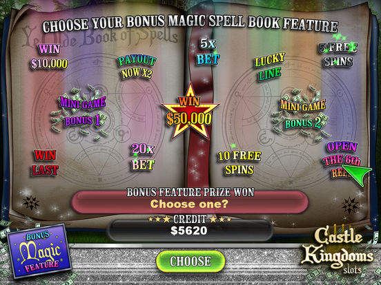 Castle Kingdoms Dragon Reel Slots screenshot 8