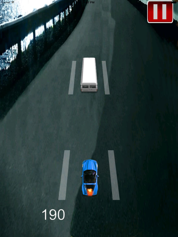 Car Evil Persecution - Addictive Driving Zone Game screenshot 7