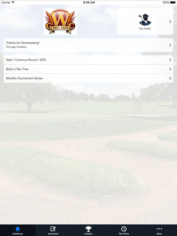 Wellington Golf Club screenshot 7