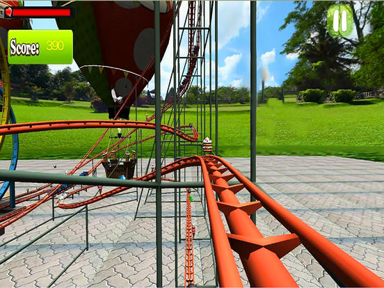 RollerCoaster 2 - Crazy VR Park Simulation screenshot 5