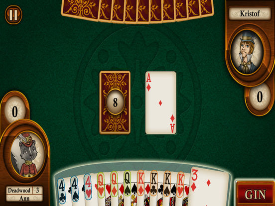 Aces® Gin Rummy screenshot 6