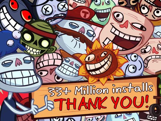 Troll Face Quest Video Games screenshot 10