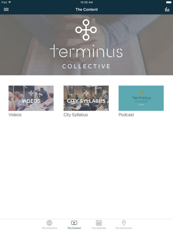 Terminus Collective screenshot 5