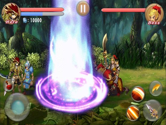 ARPG::Dragon Hunter screenshot 10