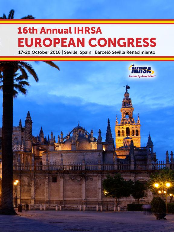 IHRSA 2017 European Congress screenshot 4