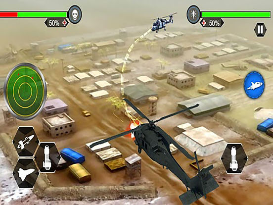 Helicopter Counter Strike : Top New free War-fare screenshot 8