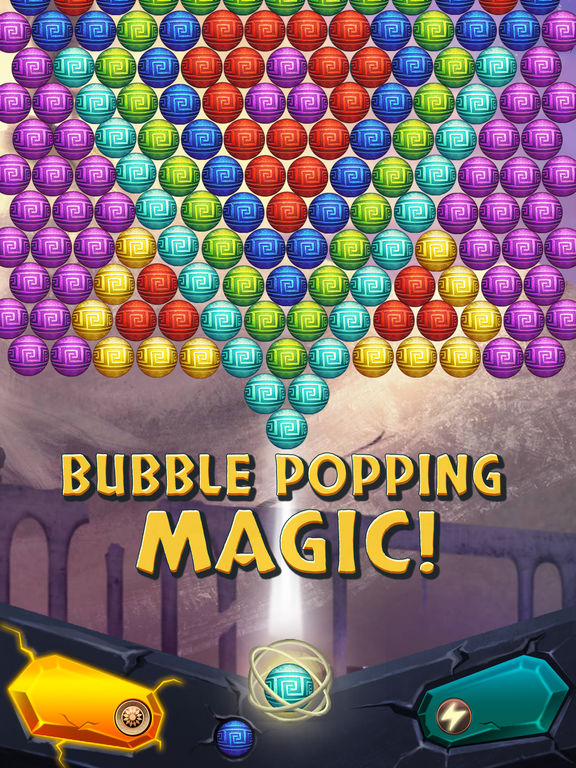 Bubble Shooter! Fantasy screenshot 9