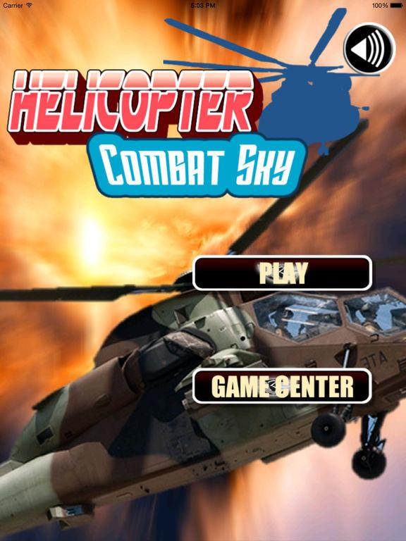 Helicopter Combat Sky Pro - Addictive Wargame screenshot 6