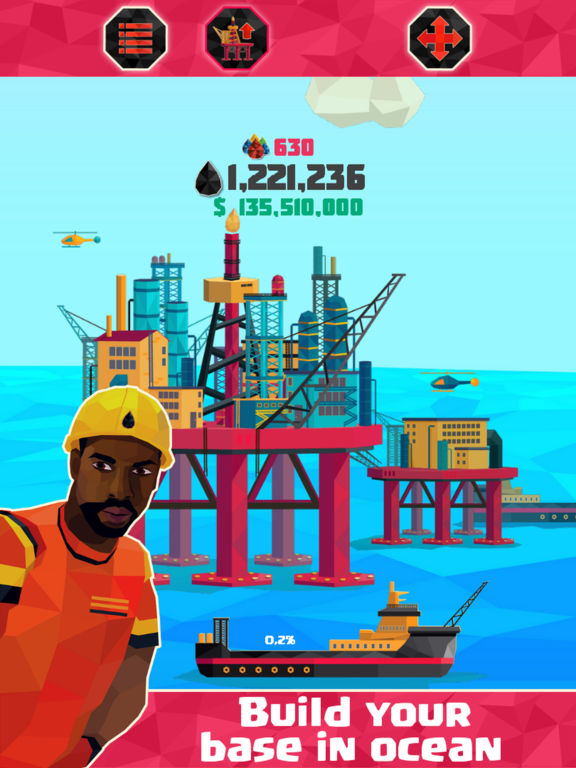 Oil Tycoon - Gas Idle Factory screenshot 9