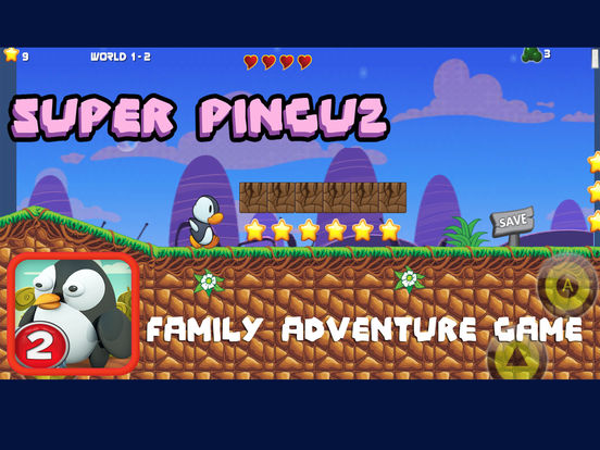 Super pingu 2 screenshot 4