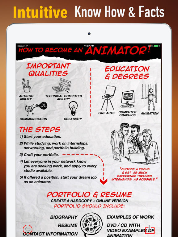 How to Become an Animator-Survival Kit and Guide screenshot 6