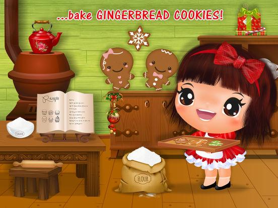 Sweet Little Emma Winterland 2 Cute Reindeer Care screenshot 8