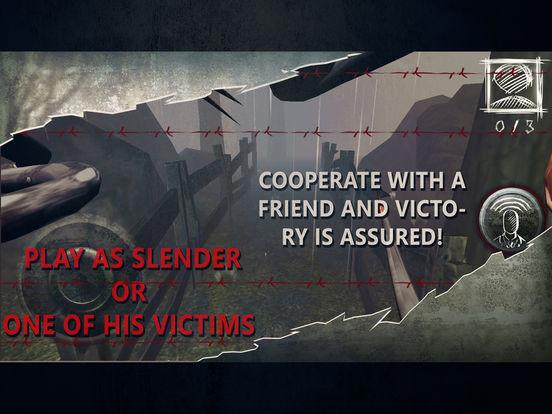 Slenderman Hide & Seek Online screenshot 8