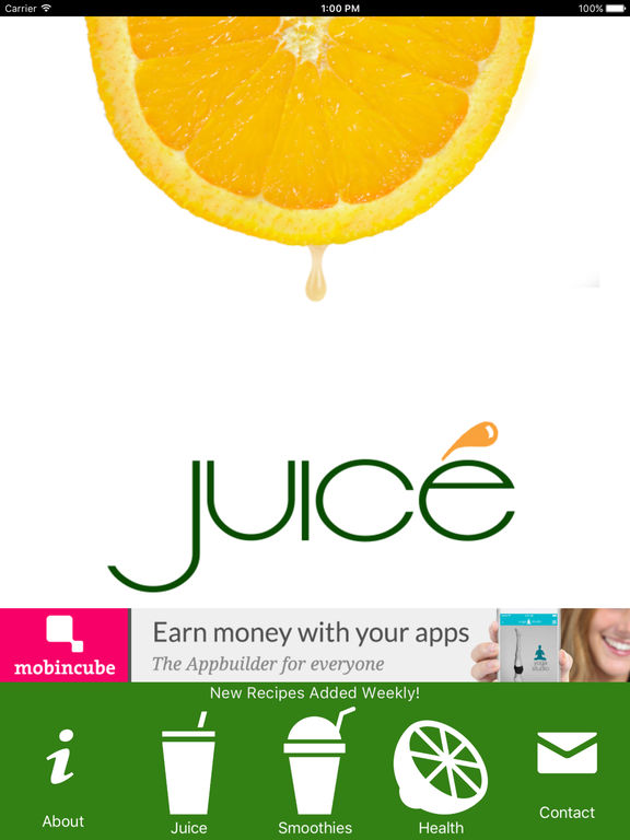 Juicé screenshot 6