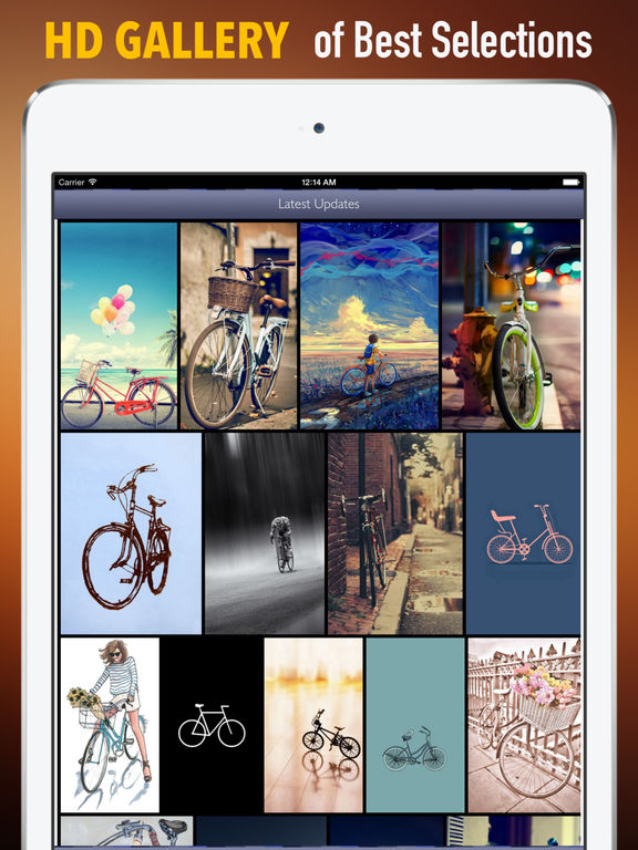 Bike Art Wallpapers HD: Quotes Backgrounds with Art Pictures screenshot 6