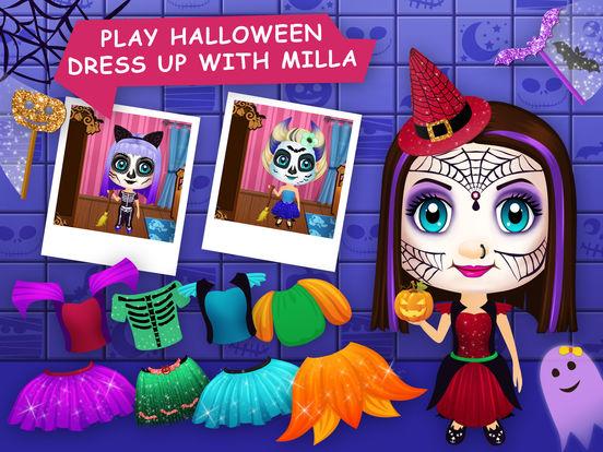 Sweet Little Dwarfs 3 - Halloween Party - No Ads screenshot 10