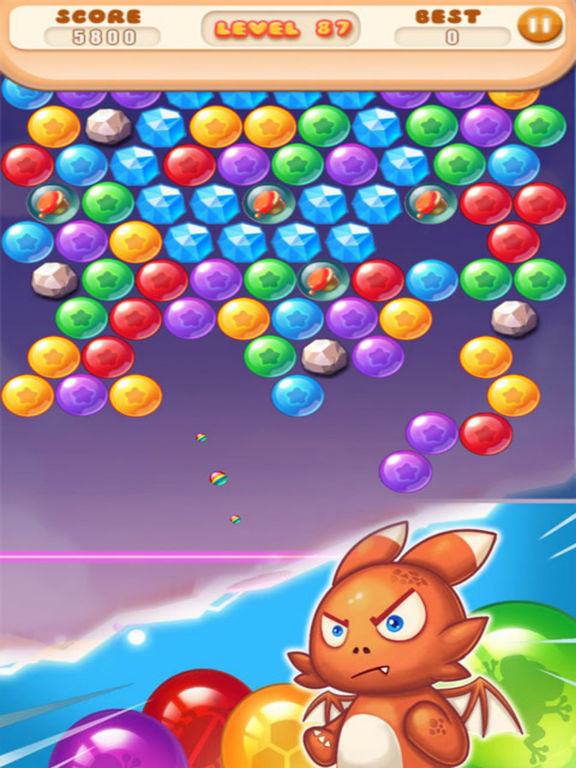 Star Galaxy Shoot - Bubble Mania screenshot 4