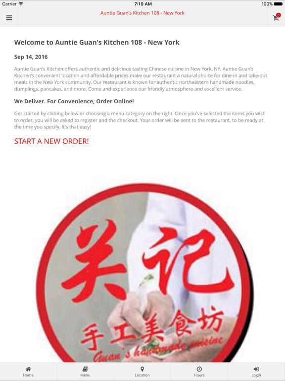 Auntie Guan S Kitchen 108 Ne Apps 148apps