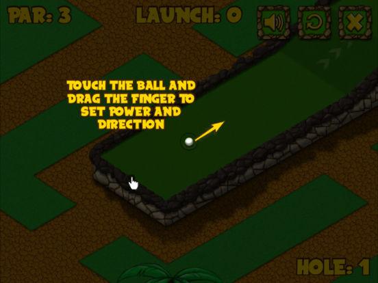 Mini Golf - World screenshot 10