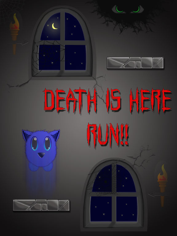 Creepy Killer Clown Chase:Run From Crazy Halloween screenshot 3