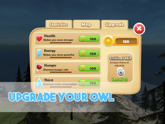 Forest Owl Simulator Full - Be a wild bird! screenshot 8