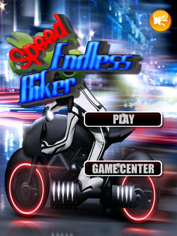 A Speed Endless Biker Pro - Simulator Motorcycle Driver Game screenshot 6
