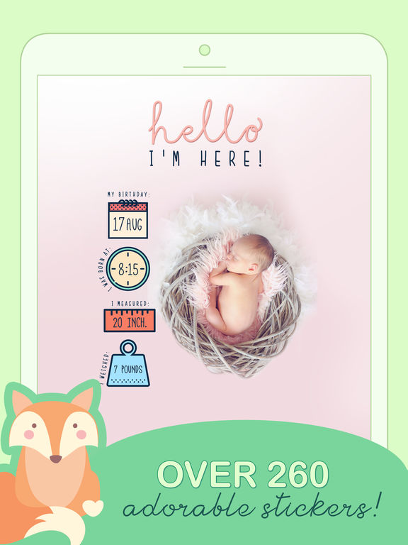 Typic Baby - Pregnancy Milestones screenshot 6