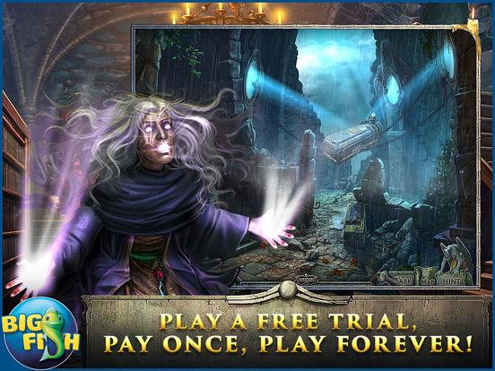 Redemption Cemetery: At Death's Door Hidden Object screenshot 6