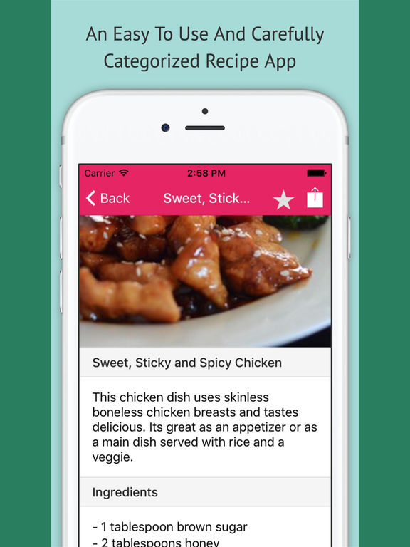 Dinner Recipes - Free Offline Recipes screenshot 6