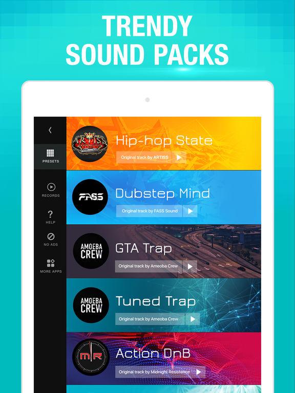 Beat Maker Go! - Make Music & Beats With Drum Pad screenshot #2