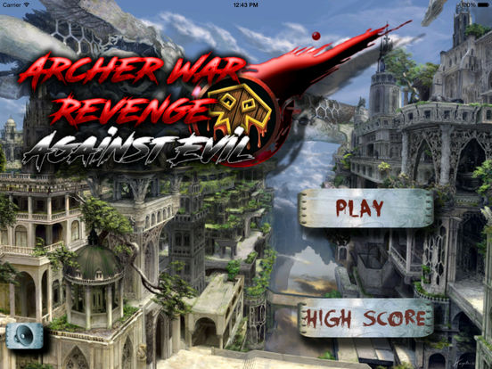 Archer War Revenge Against Evil - Shooting Of Great Power screenshot 6