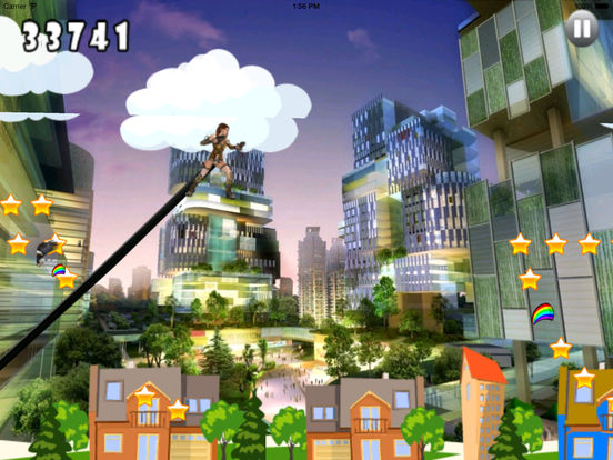 Cross Jump - Awesome Insanely addictive Game screenshot 8