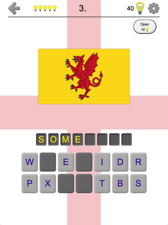 Counties of England Quiz screenshot 7