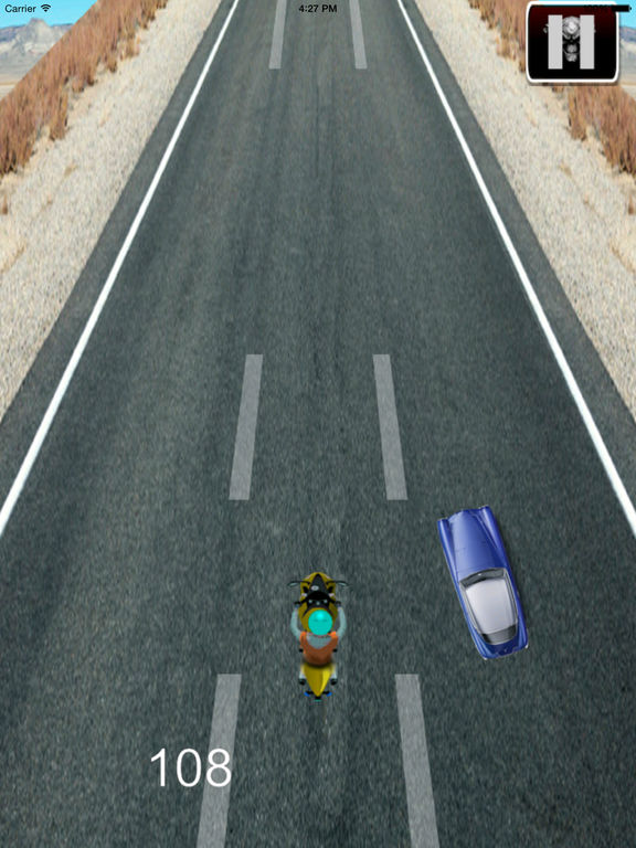Road Motorcycle Traffic Pro - Speed on Two Wheels screenshot 9