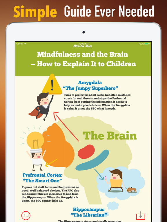 Mindfulness Exercises for Kids-Parents Guide screenshot 6