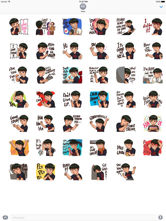 Valentine Of Single Men Stickers screenshot 4