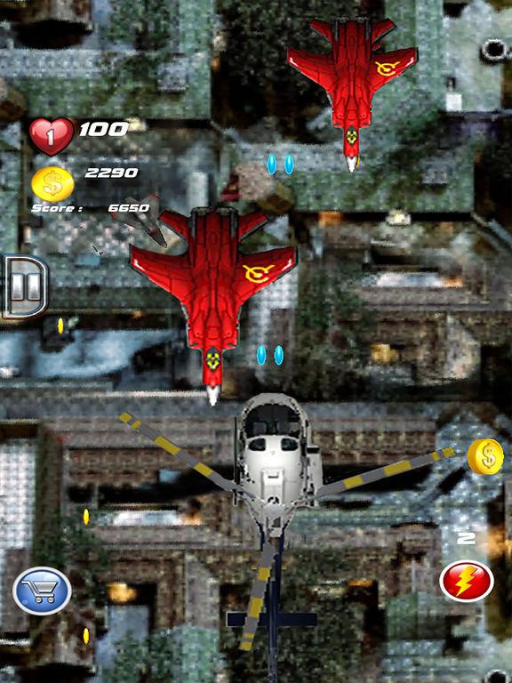 Jet Air Fighter : Combat War screenshot 7