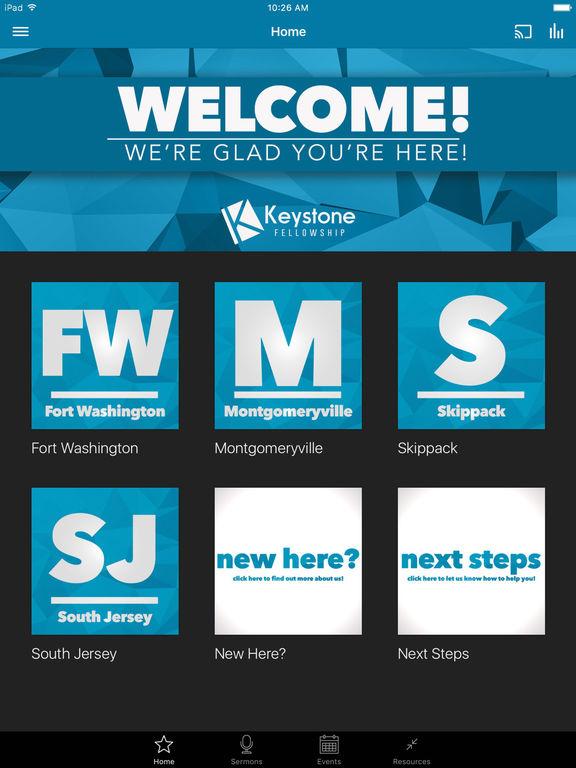Keystone Fellowship screenshot 4