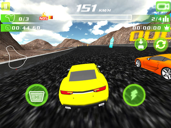 Mountain Stunt Race screenshot 5