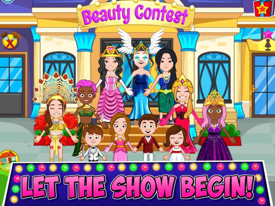 My Town : Beauty Contest screenshot 7