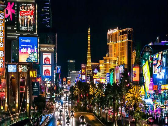 VR Las Vegas Strip South Walk 360 screenshot 4
